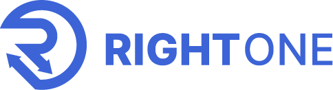 Right One Logo